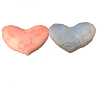 "9"" Boy/girl hearts (SKU: HEART9)"