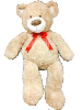 "60"" giant beige bear (SKU: EK-59/60)"