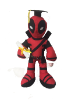 "14"" Licensed Grad. Deadpool (SKU: 8M-DP3005G)"