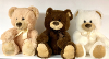 "16"" 3COL. BEARS (SKU: K21-003L)"
