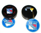 New York Rangers NHL Battery Operated Sound Puck