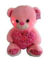 "18"" LED MOTHER'S DAY BEAR"