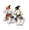 "18"" Grad.autograph dog (SKU: CT2403)"