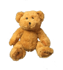 "14"" Brown bear (SKU: EK-810/12B)"