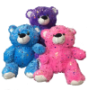 "16"" 3col. sparkle bear (SKU: EK-830/13)"