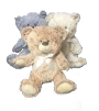 "13"" 3 color bears (SKU: k18-006)"