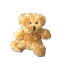 "6"" Brown bear (SKU: SS-BE6/TST)"