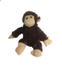 "8.5"" Brown monkey (SKU: SS-C09/MKY)"