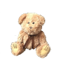 "8"" Brown bear (SKU: SS-JES9B)"