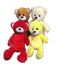 "12"" Asst. color bear (SKU: CD-51)"