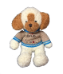 "15"" Fathers day dog in sweater (SKU: SS-DU16/DGS)"
