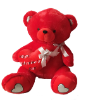 "36"" Valentine red bear (SKU: FY1651-91)"