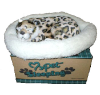 Breathing Snow Leopard (SKU: Yo33)