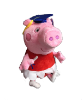 "13.5"" Grad.Licensed peppa pig (SKU: C16923G)"