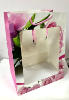 "14"" Flower printed gift bag (SKU: JH208340)"