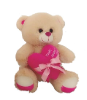 "12"" Mothers day beige bear"