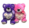"15"" Mothers day sparkle bear"